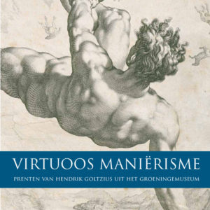 Cover van cataloog Virtuoos Maniërisme - Musea Brugge