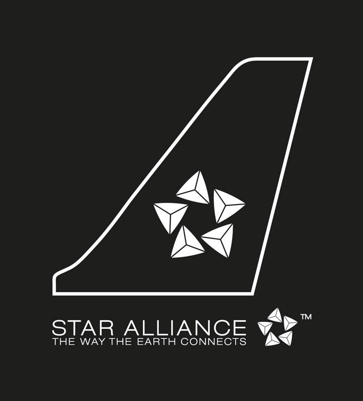 Katoenen draagtas voor Star Alliance
